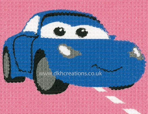 Disney Cars Sally Tapestry Kit